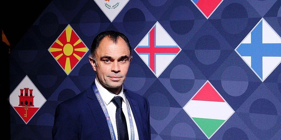 Les Diables et Diablotins, Roberto Martinez, Nicolas Frutos, le projet du Standard: Johan Walem se livre depuis Chypre, où il se sent plus apprécié qu'en Belgique