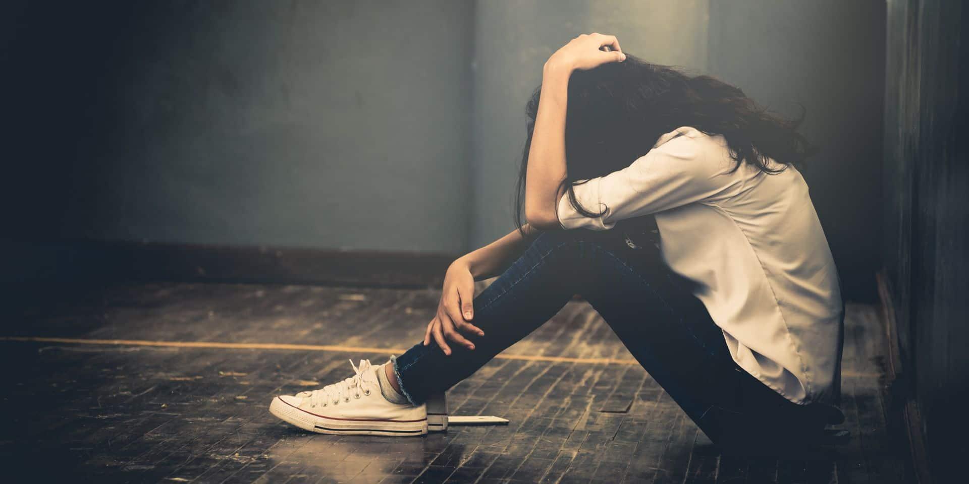 En 2020, les consultations liées à une envie suicidaire ont augmenté de 50%