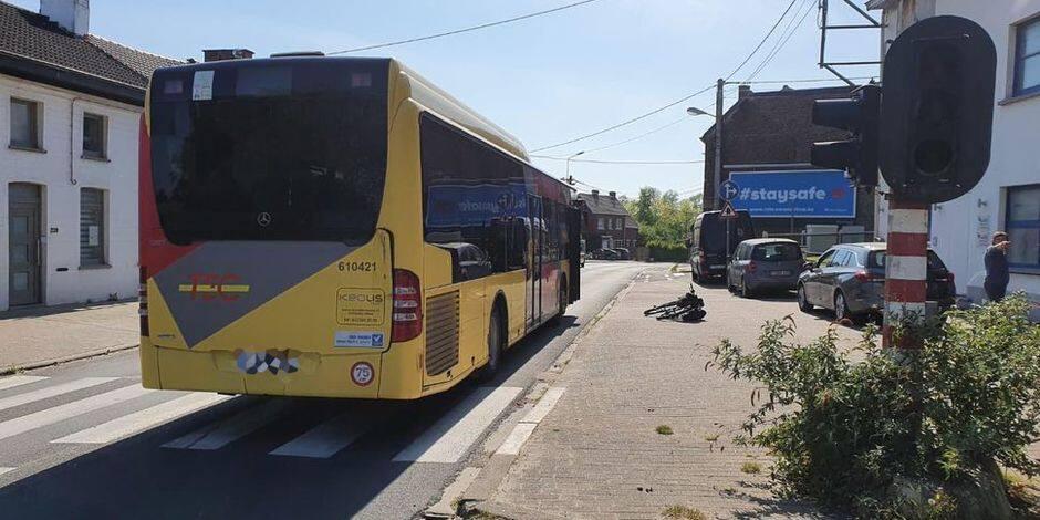 Soudain, le bus se rabat sur le cyclo : le parquet classe l'affaire sans suite !