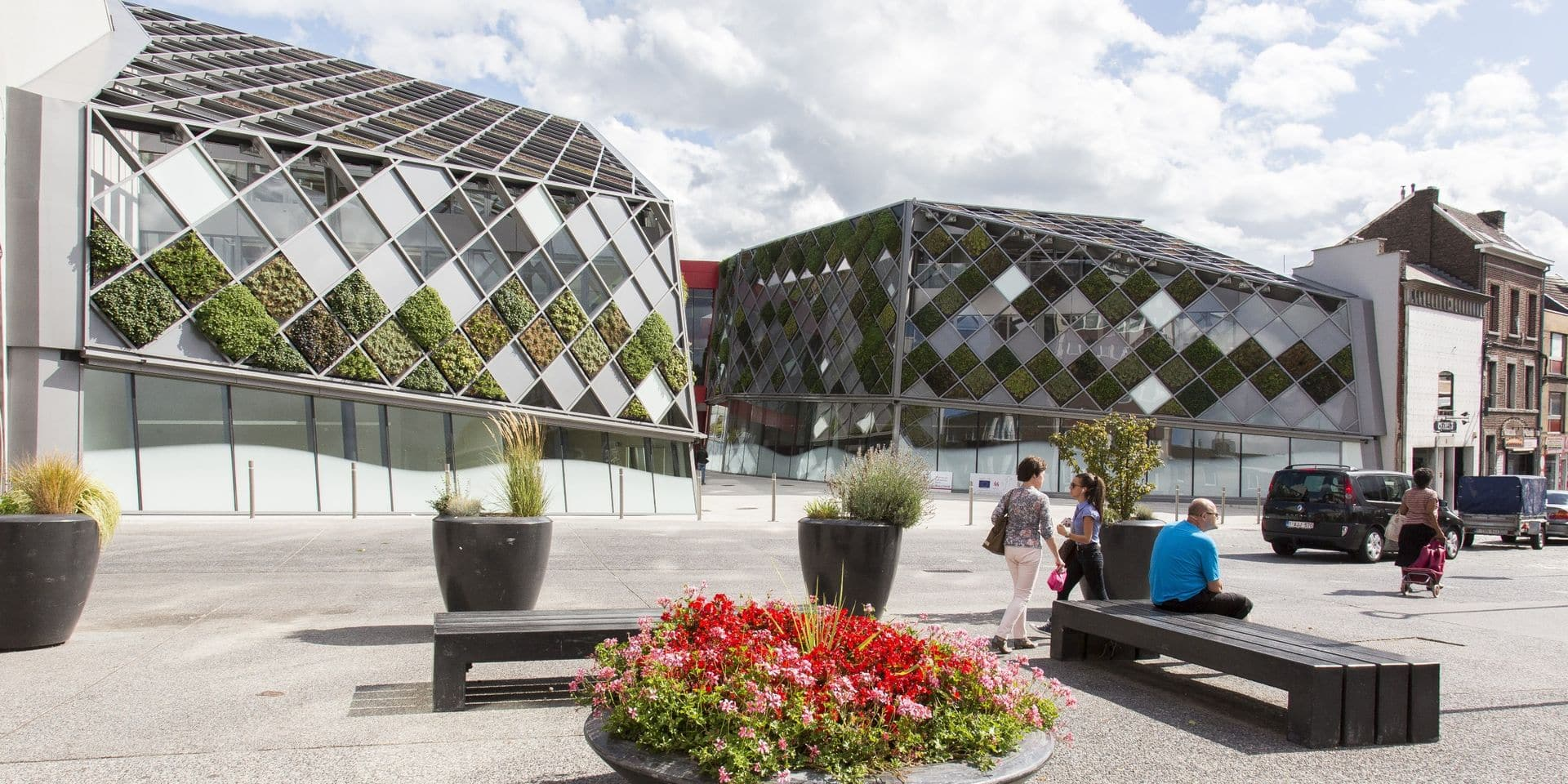 La Ville de Herstal lance une prime pour rénover et embellir les façades