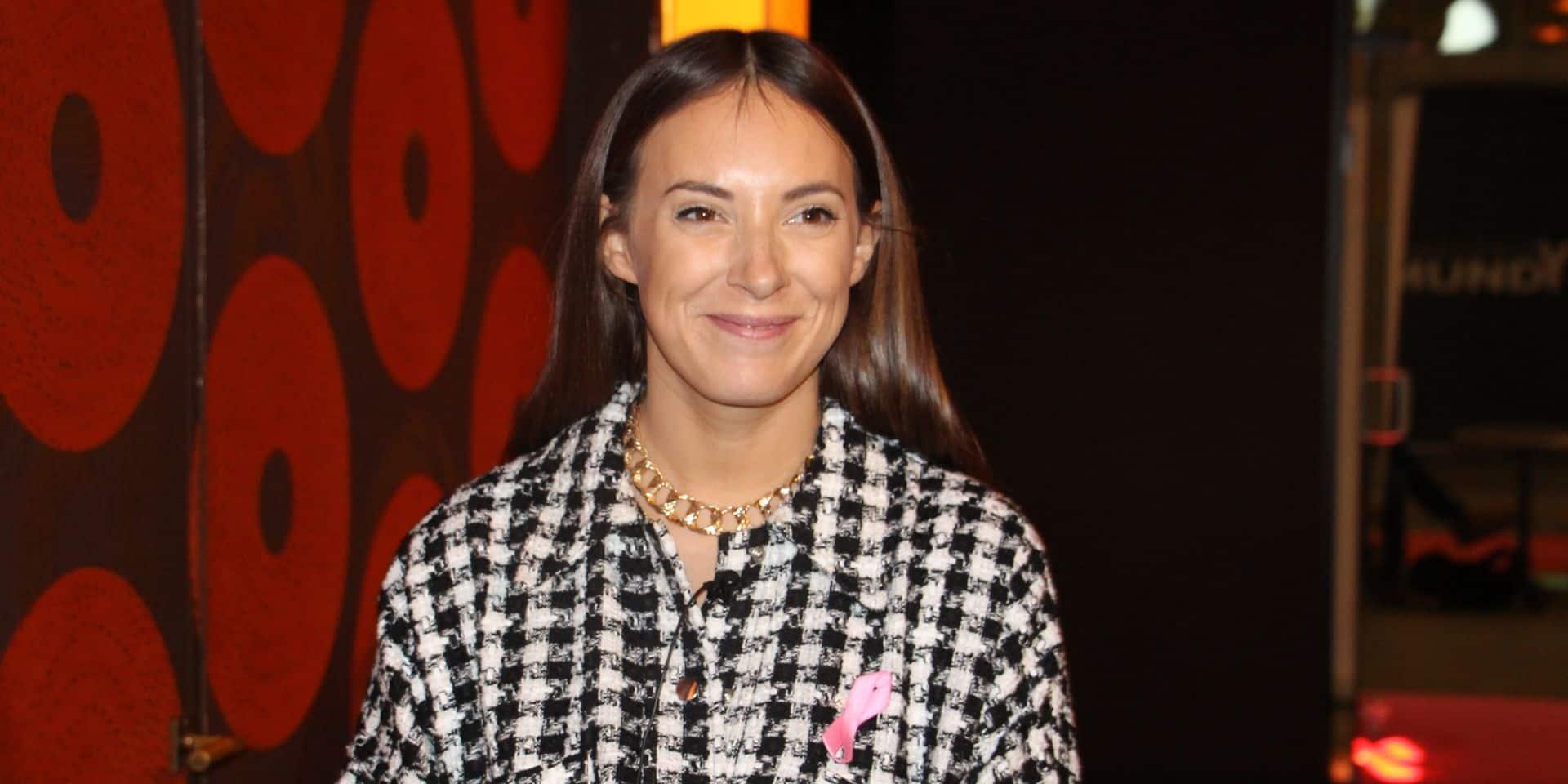 Coralie Barbier soutient Pink Ribbon en créant le 5e ruban en soutien aux femmes touchées par le cancer du sein