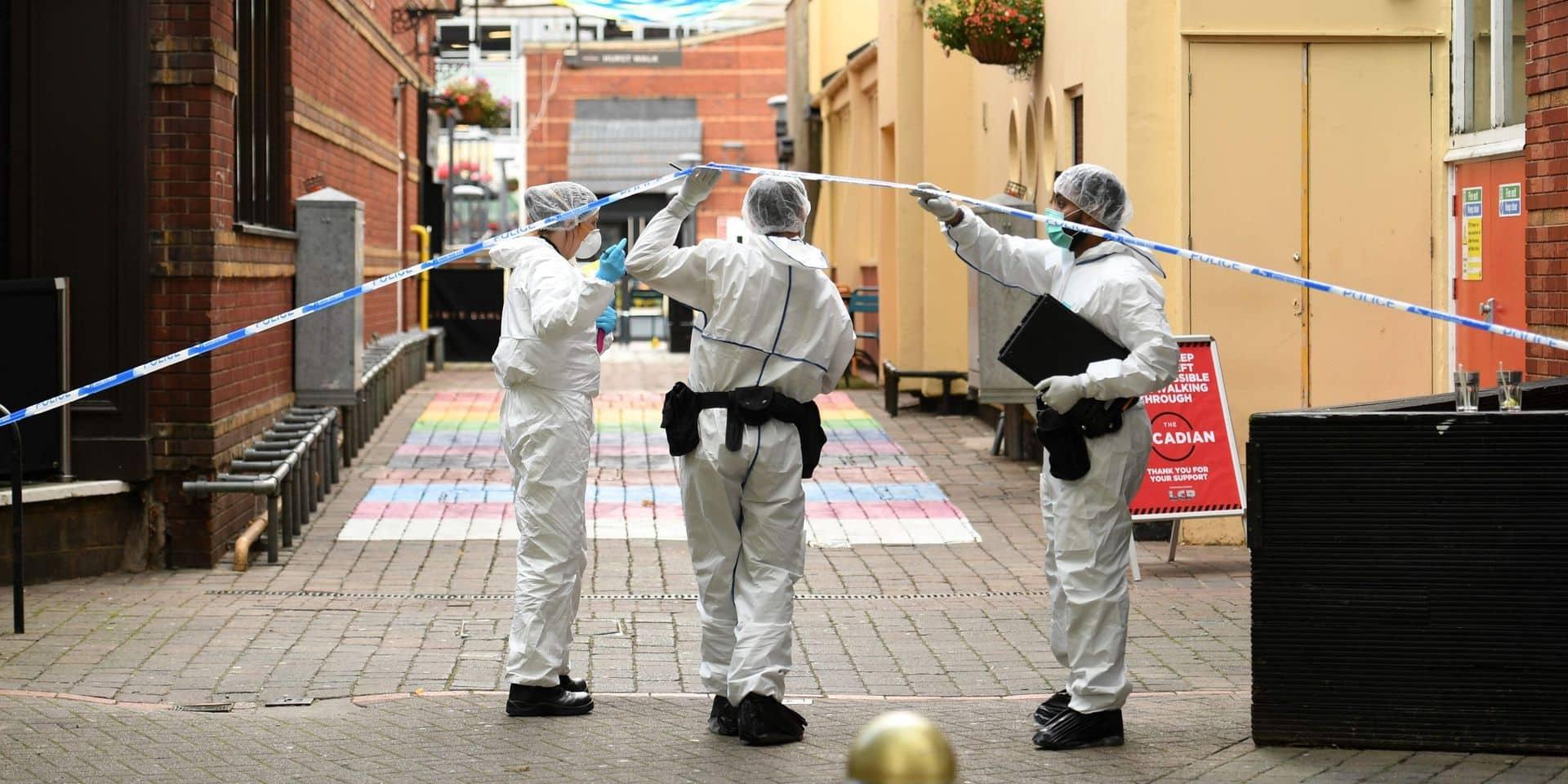Attaque au couteau à Birmingham: un homme de 27 ans arrêté