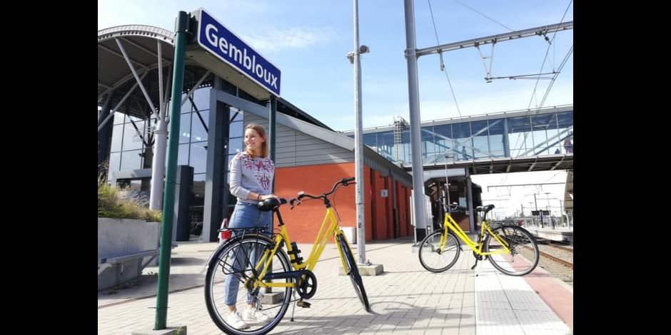 Les Djiboucyclettes débarquent à Gembloux !