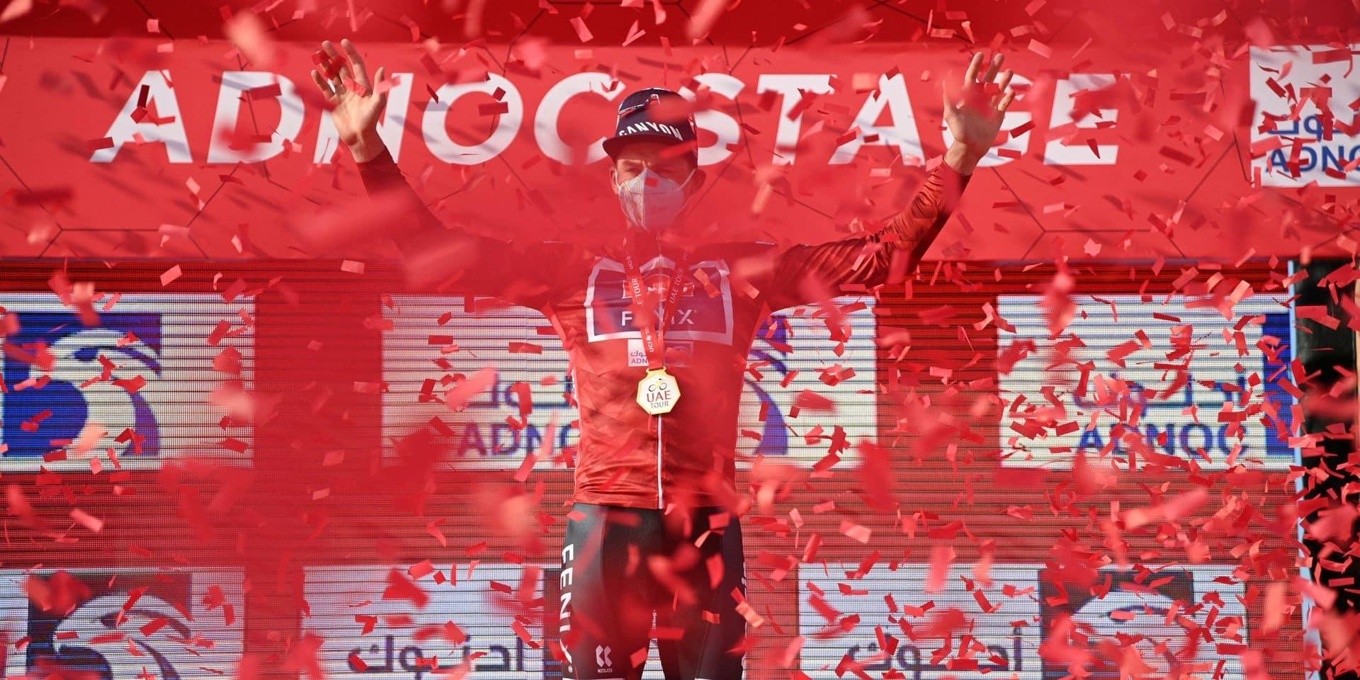 Tour des Emirats arabes unis: Van der Poel et son équipe quittent la course à cause d'un cas Covid !