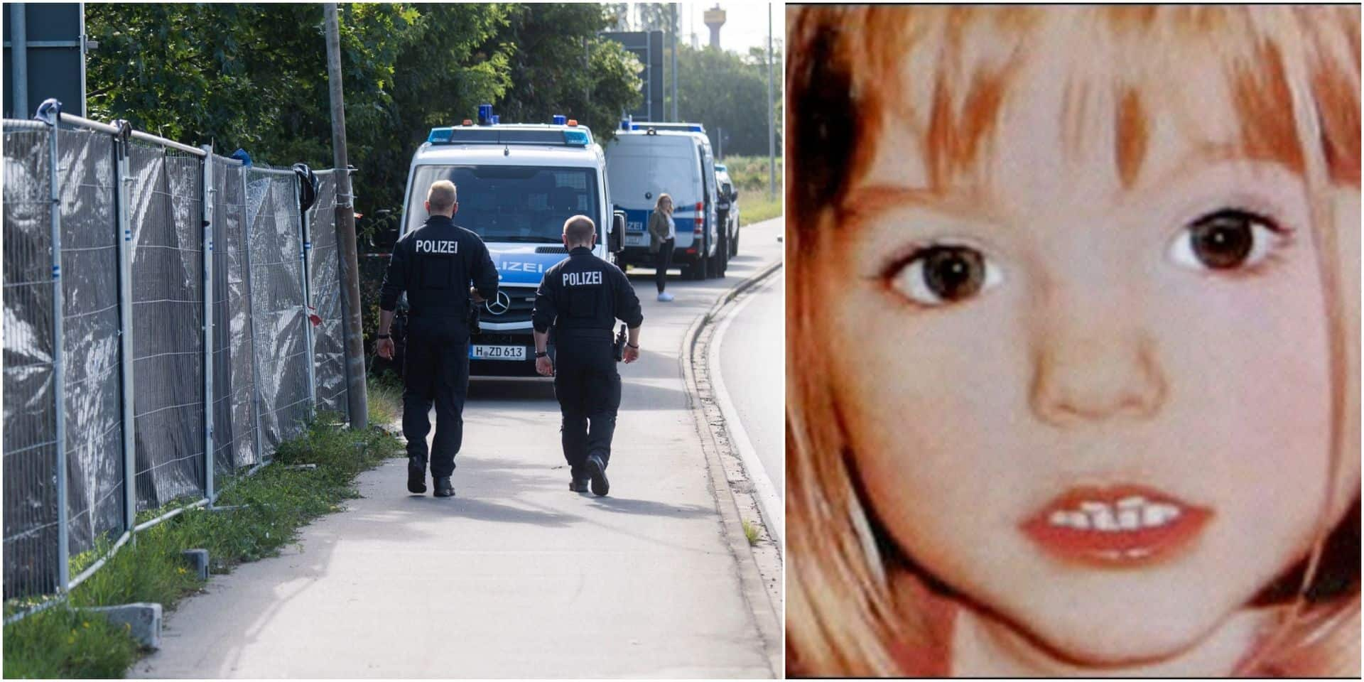 Affaire Maddie McCann: le parquet allemand étudie un lien avec une affaire de viol en 2004