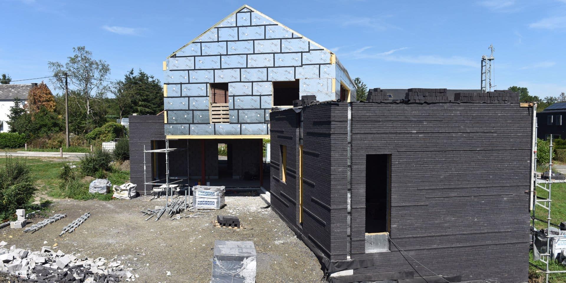 Écaussinnes : le projet pilote Waloreno pour un logement tourné vers l'énergie