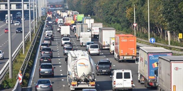 Seraing et Juprelle : fin des chantiers autoroutiers - La DH