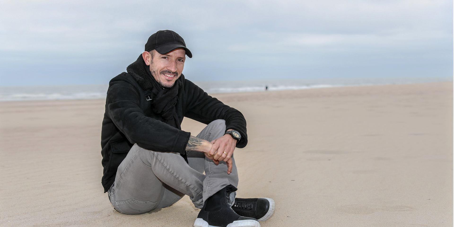 """Entretien avec Franck Berrier: """"Goreux et Leye, ça donne envie"""""""