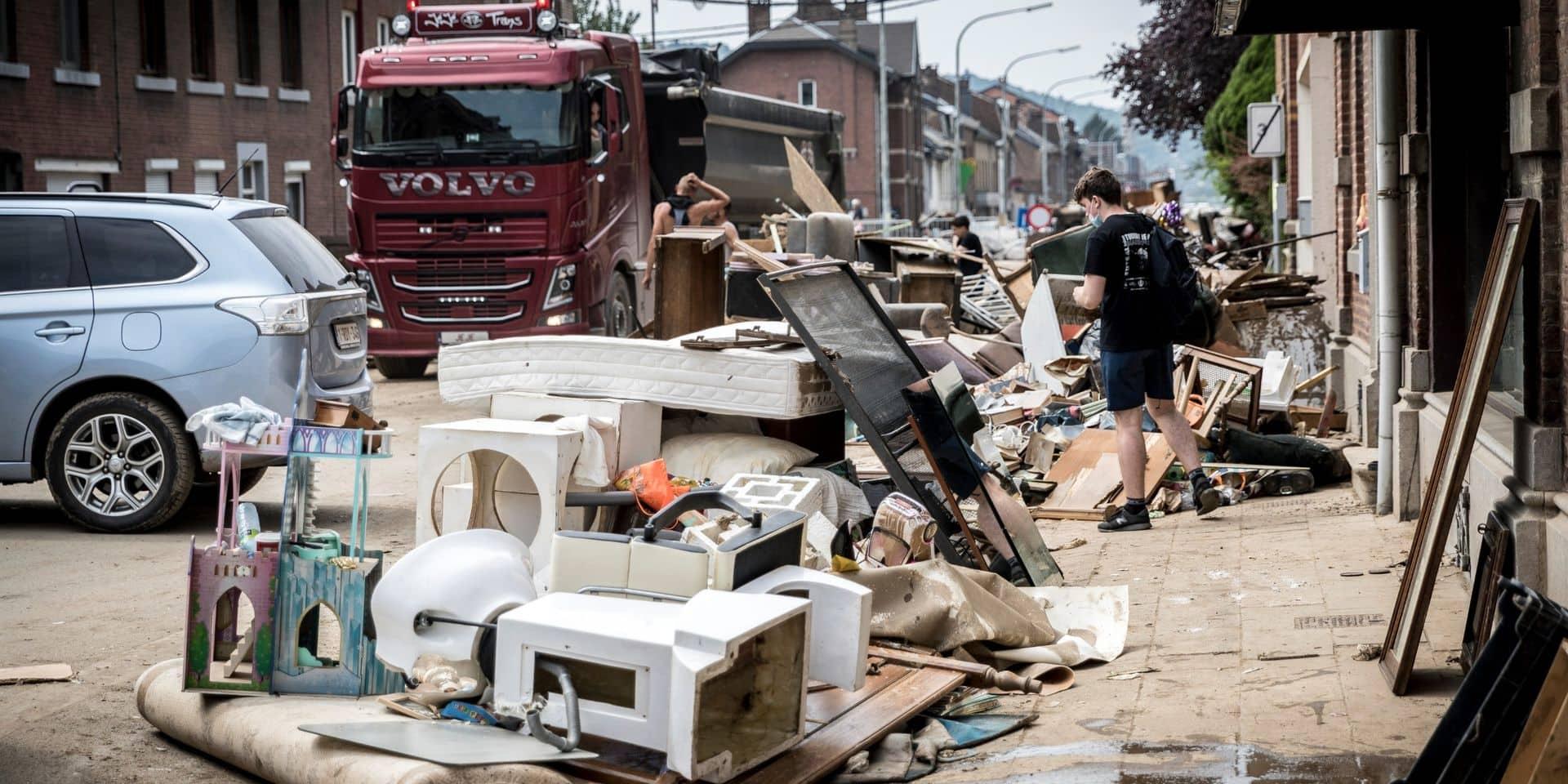 Liège : un ordonnance pour interdire… le pillage !