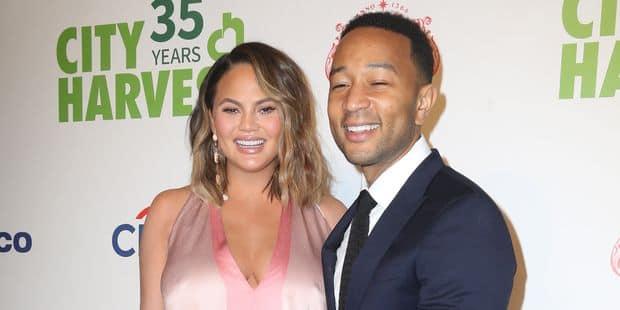 Chrissy Teigen et John Legend sont à nouveau parents ! - La DH