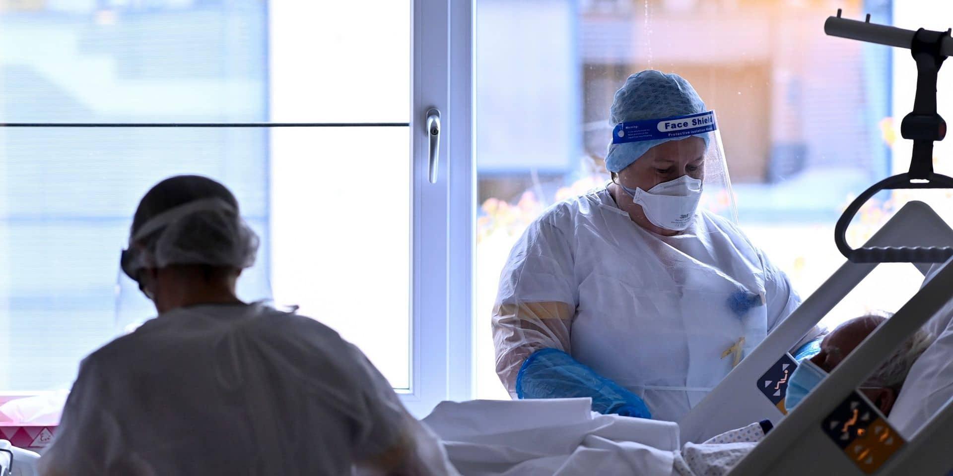 Coronavirus : les admissions à l'hôpital poursuivent leur baisse