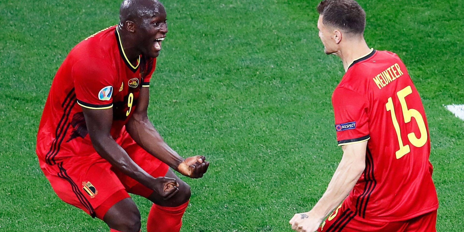 Voici tous les buts de Belgique Russie