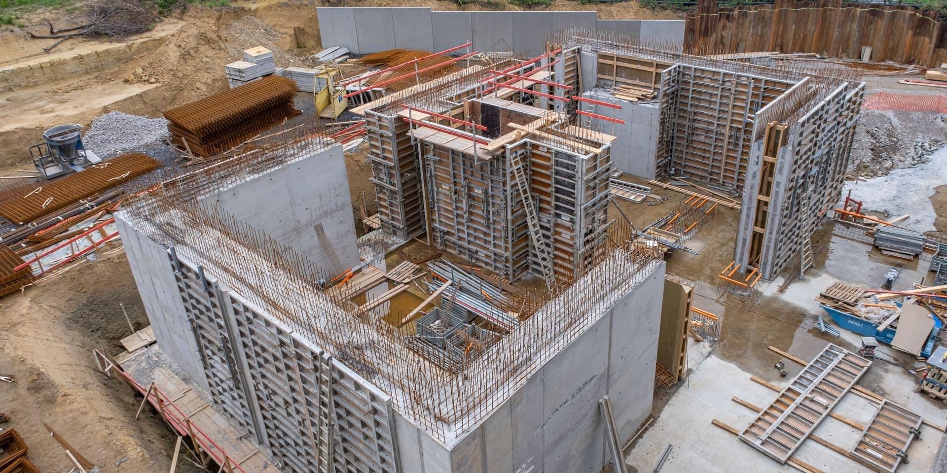 Deux chantiers d'envergure au CHU Tivoli