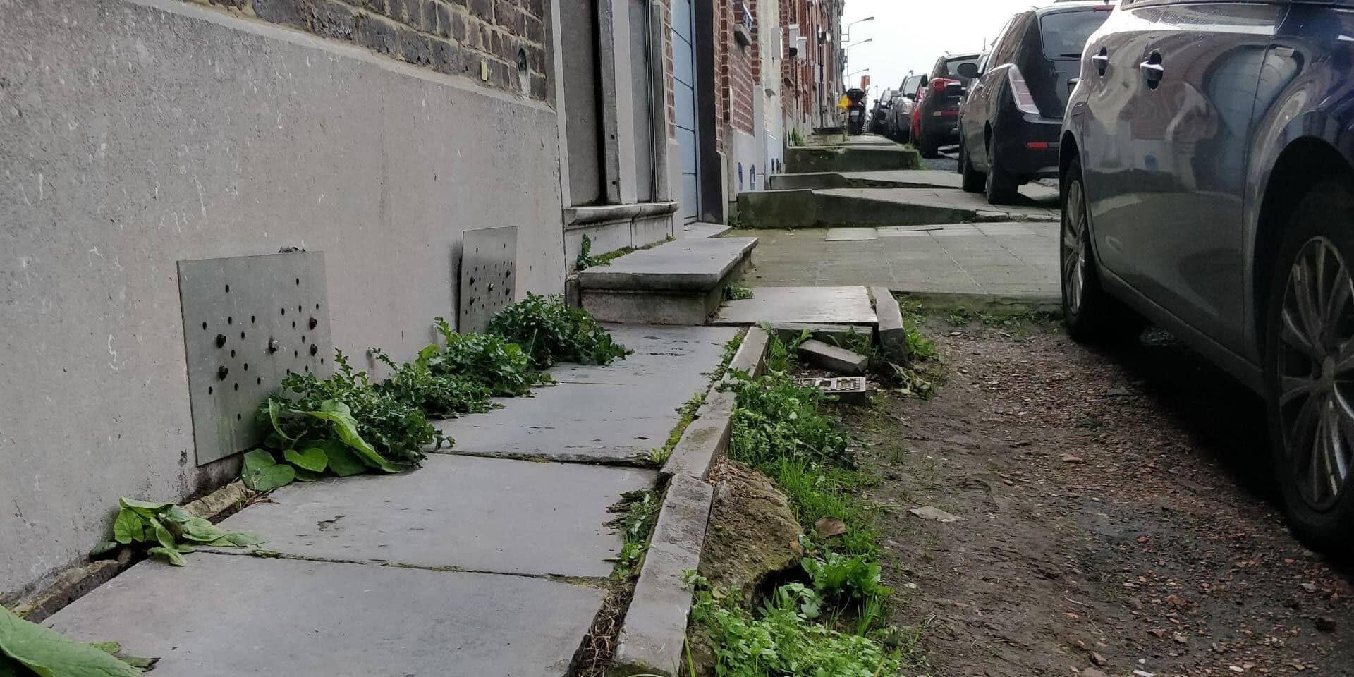 """""""Un million d'euros par an pour les trottoirs"""""""
