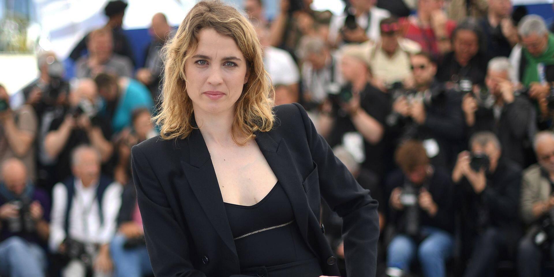 """Le ministre français de la Culture salue """"le courage"""" d'Adèle Haenel"""