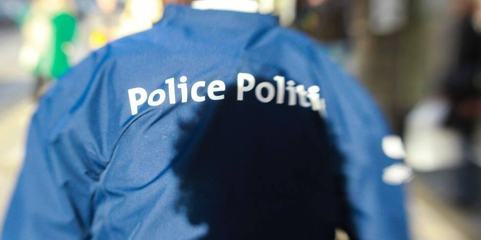 Bruxelles-Ville : 1 600 jouets saisis par la police sur la rue Neuve