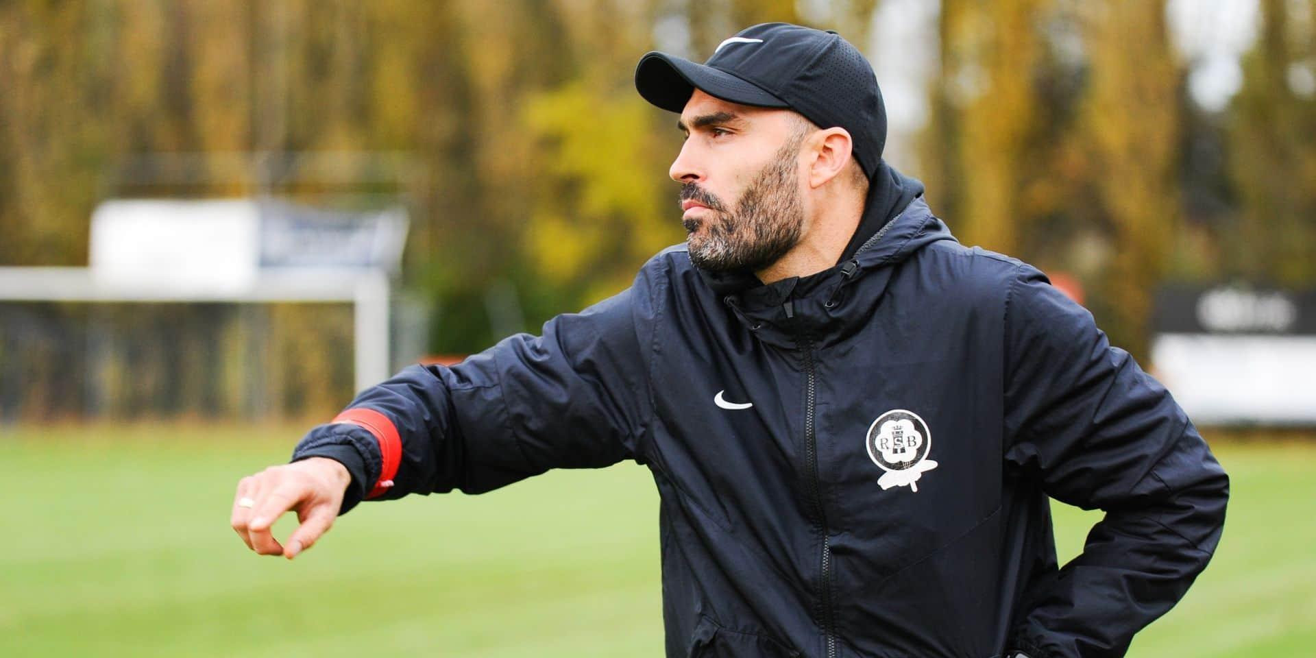 D3A amateurs: David Bourlard ne restera pas au Stade Brainois