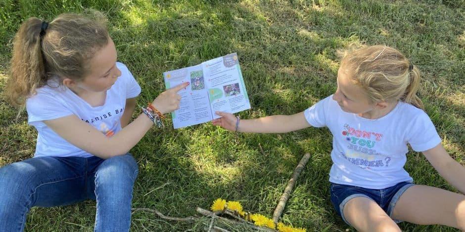 Les jeux et chasses aux trésors de Wallonie : s'amuser en famille, chez nous, tout en apprenant ! (LONG-FORMAT)
