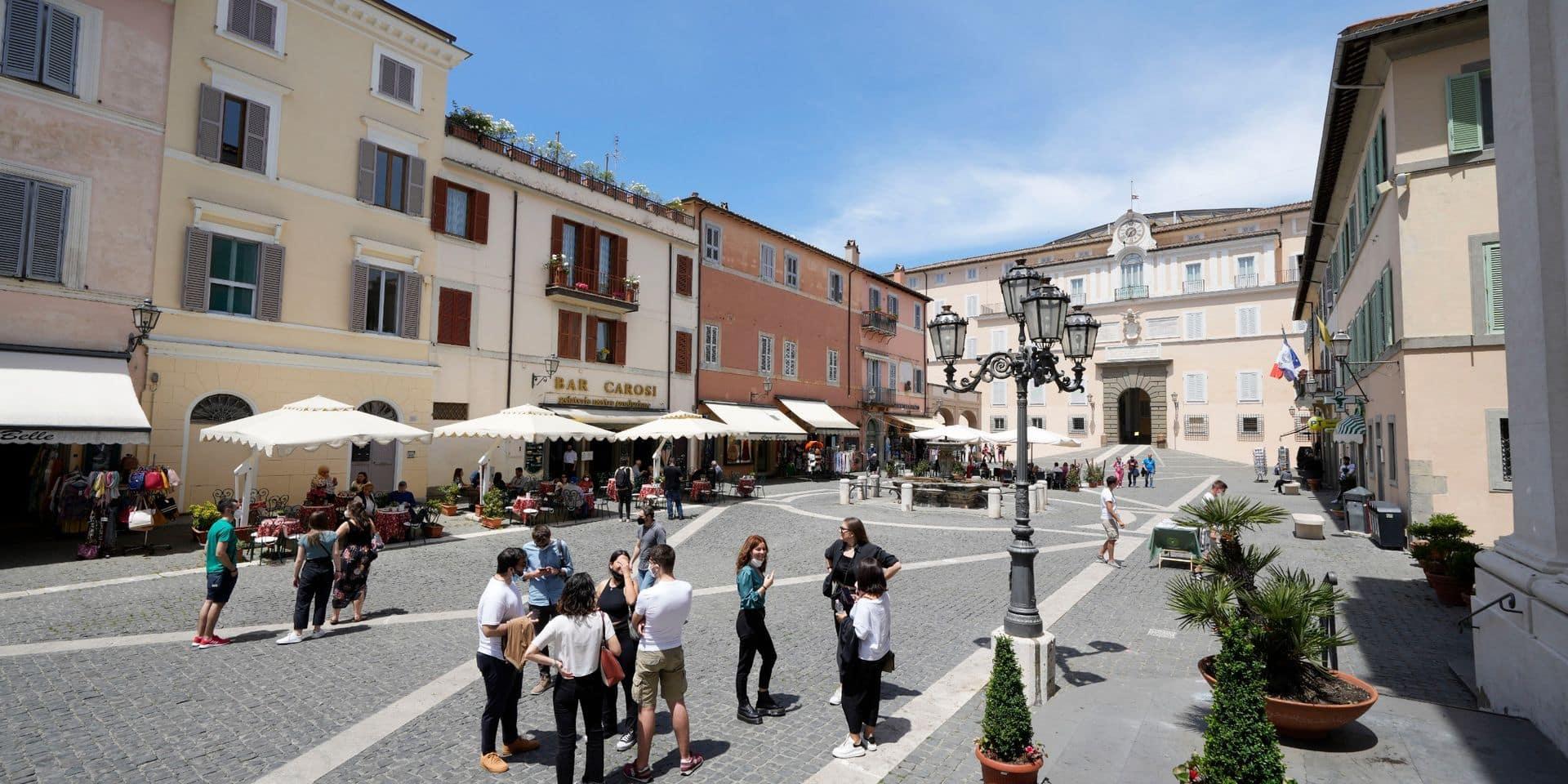 Coronavirus: le nombre de contaminations continue à augmenter en Italie