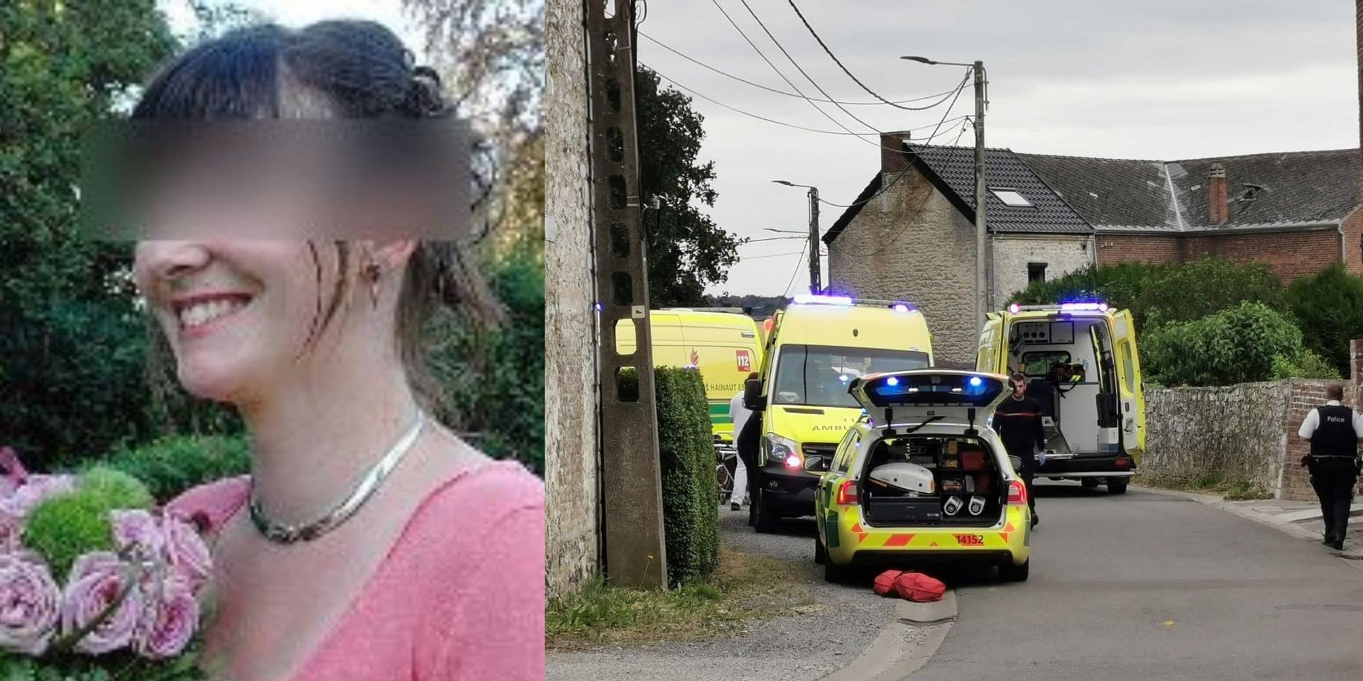 Drame à Erquelinnes: Julie tente de tuer ses trois enfants avant de se suicider, deux d'entre eux sont morts, le troisième est hors de danger