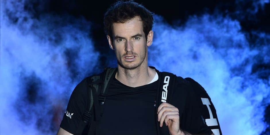 Andy Murray reporte son retour — ATP