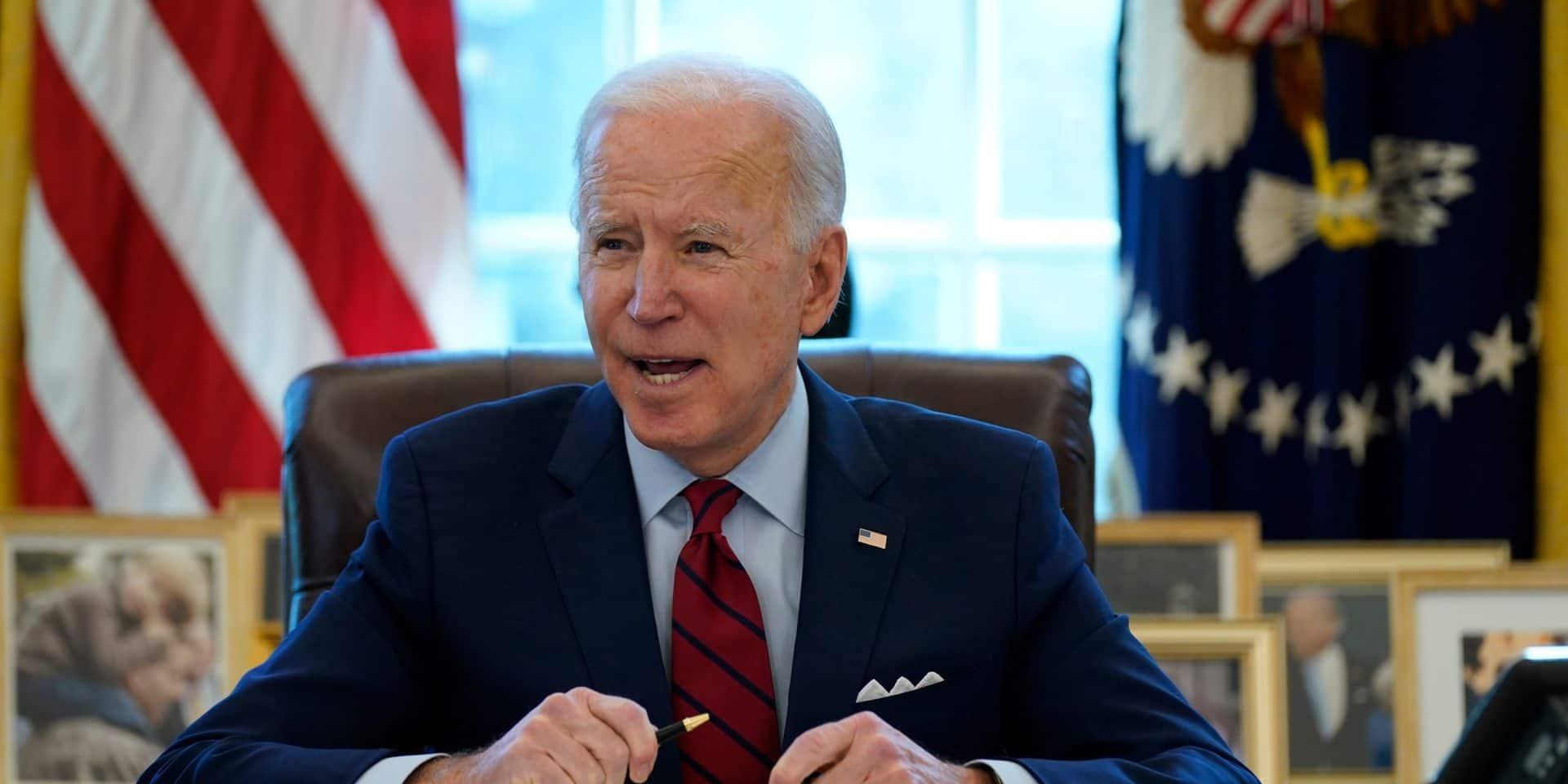 Joe Biden, dix premiers jours sans accrocs, et après?