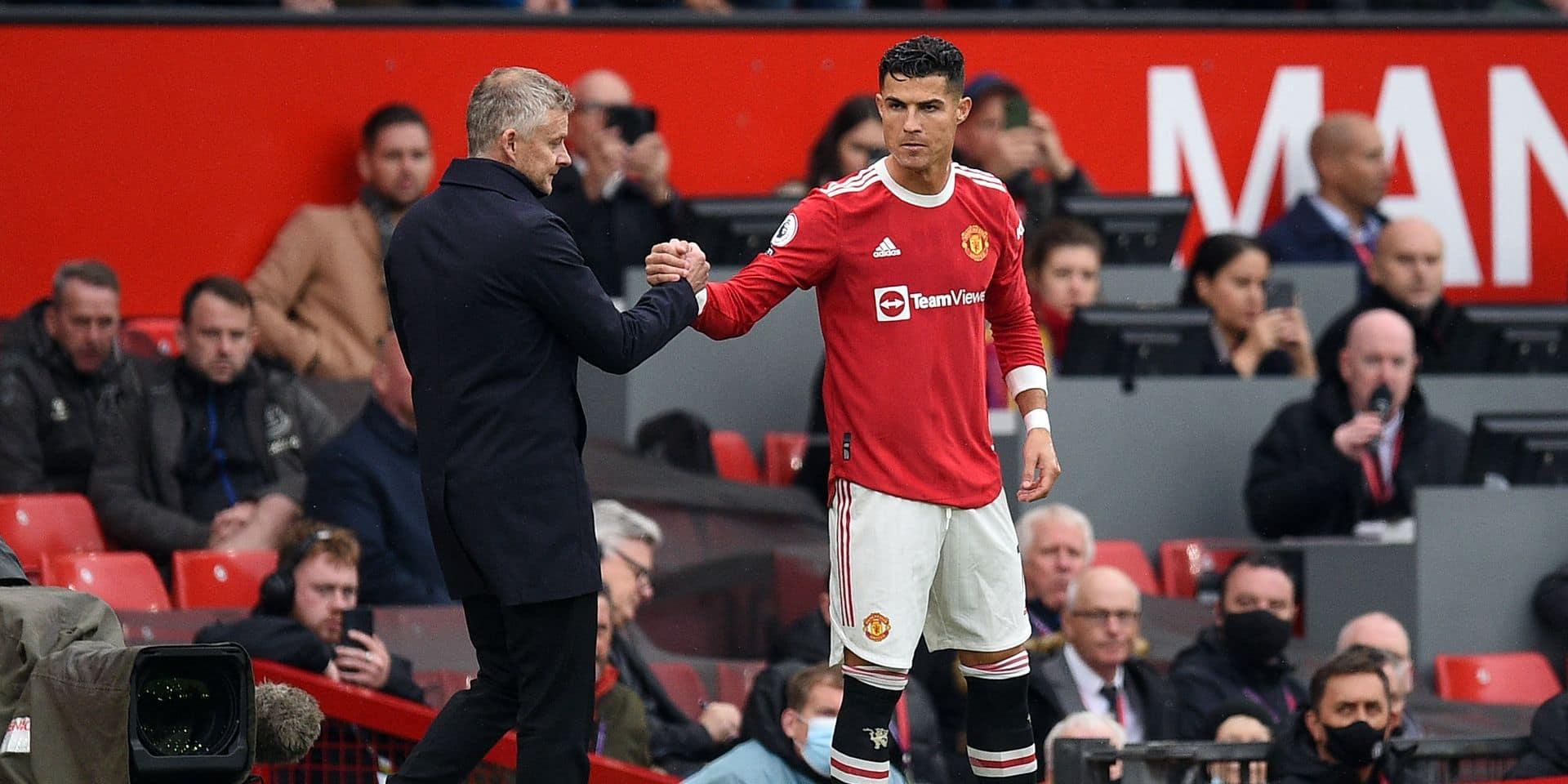 """Les premières critiques s'abattent sur Cristiano Ronaldo: """"Manchester a perdu sa structure défensive à cause de lui"""""""