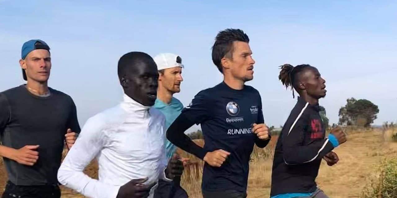 """Pierre Denays va jouer sa qualification olympique sur marathon: """"Je suis dans la peau de l'outsider"""""""