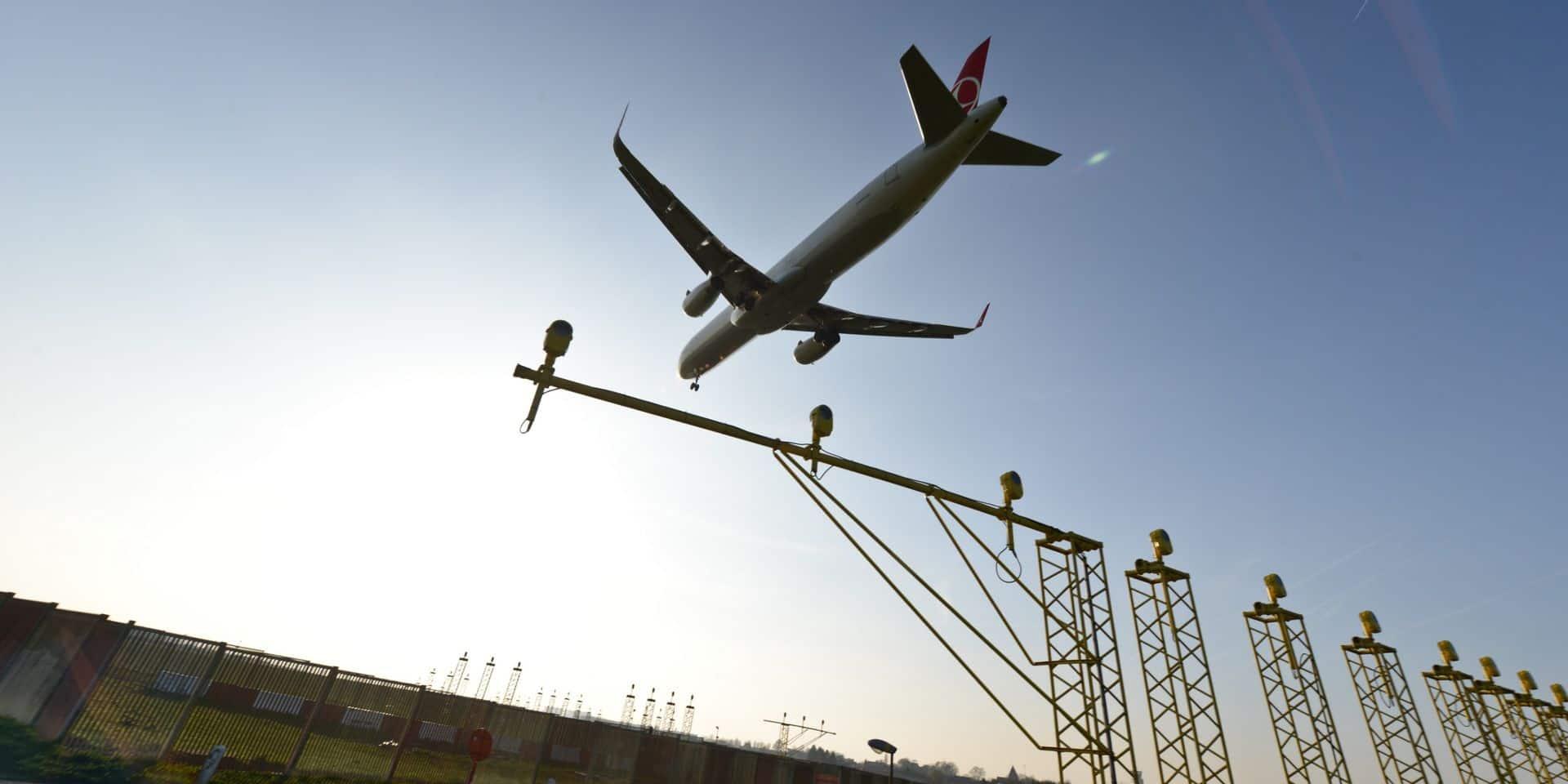 Les compagnies aériennes désormais sanctionnées pour le bruit excessif en Wallonie