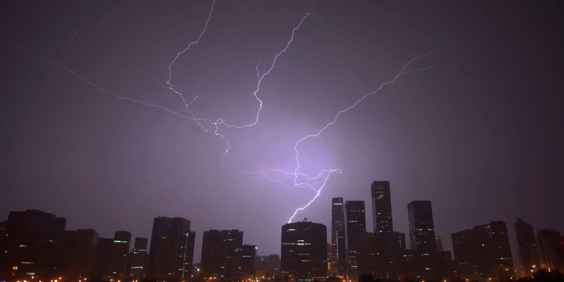 11 morts et plus de 100 blessés dans un orage près de Shanghai