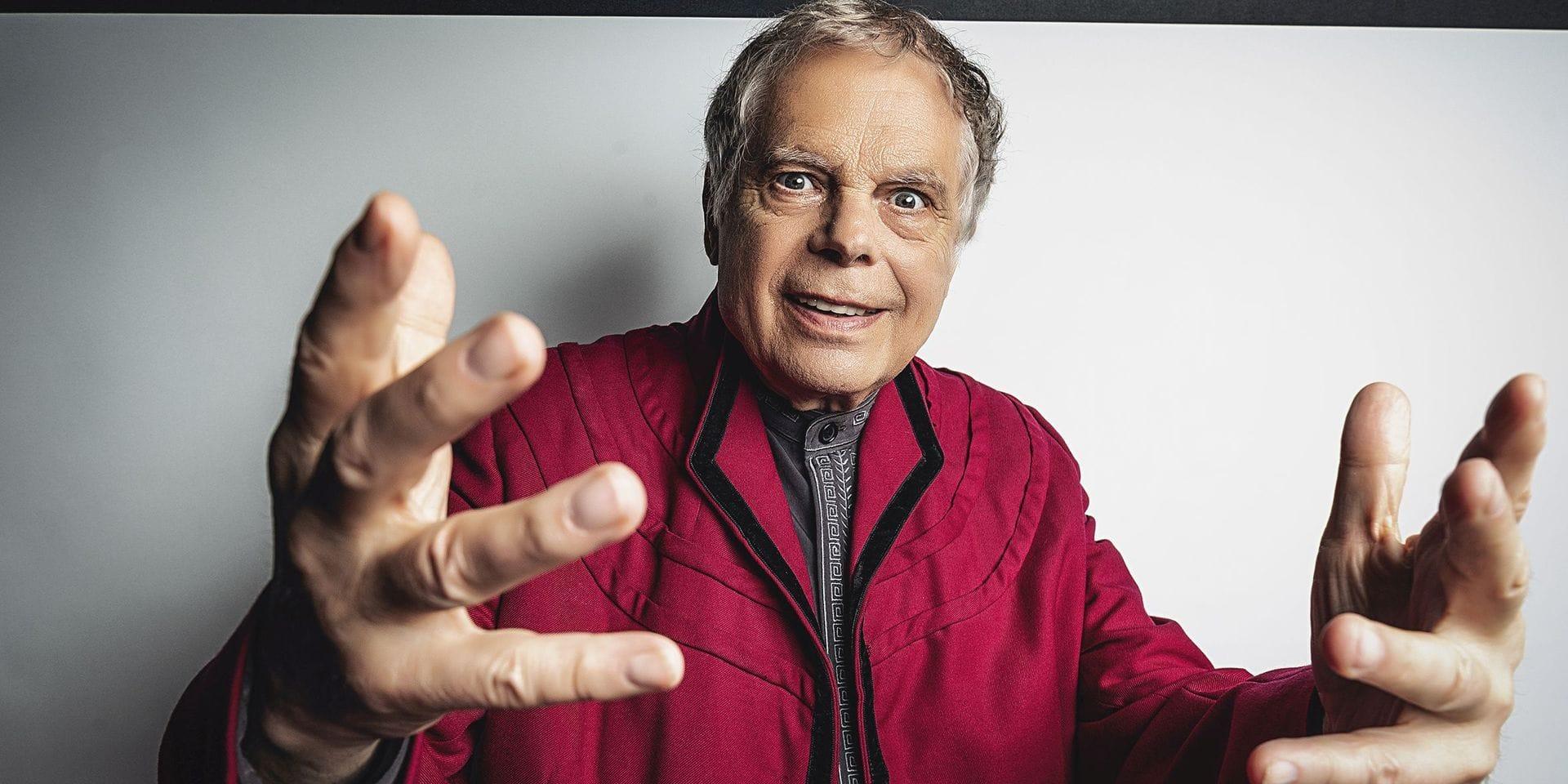 """Gérard Majax, le magicien star des années 80, n'a pas dit son dernier truc: """"Quand on dépasse les trente ans, on n'est plus bienvenu"""""""