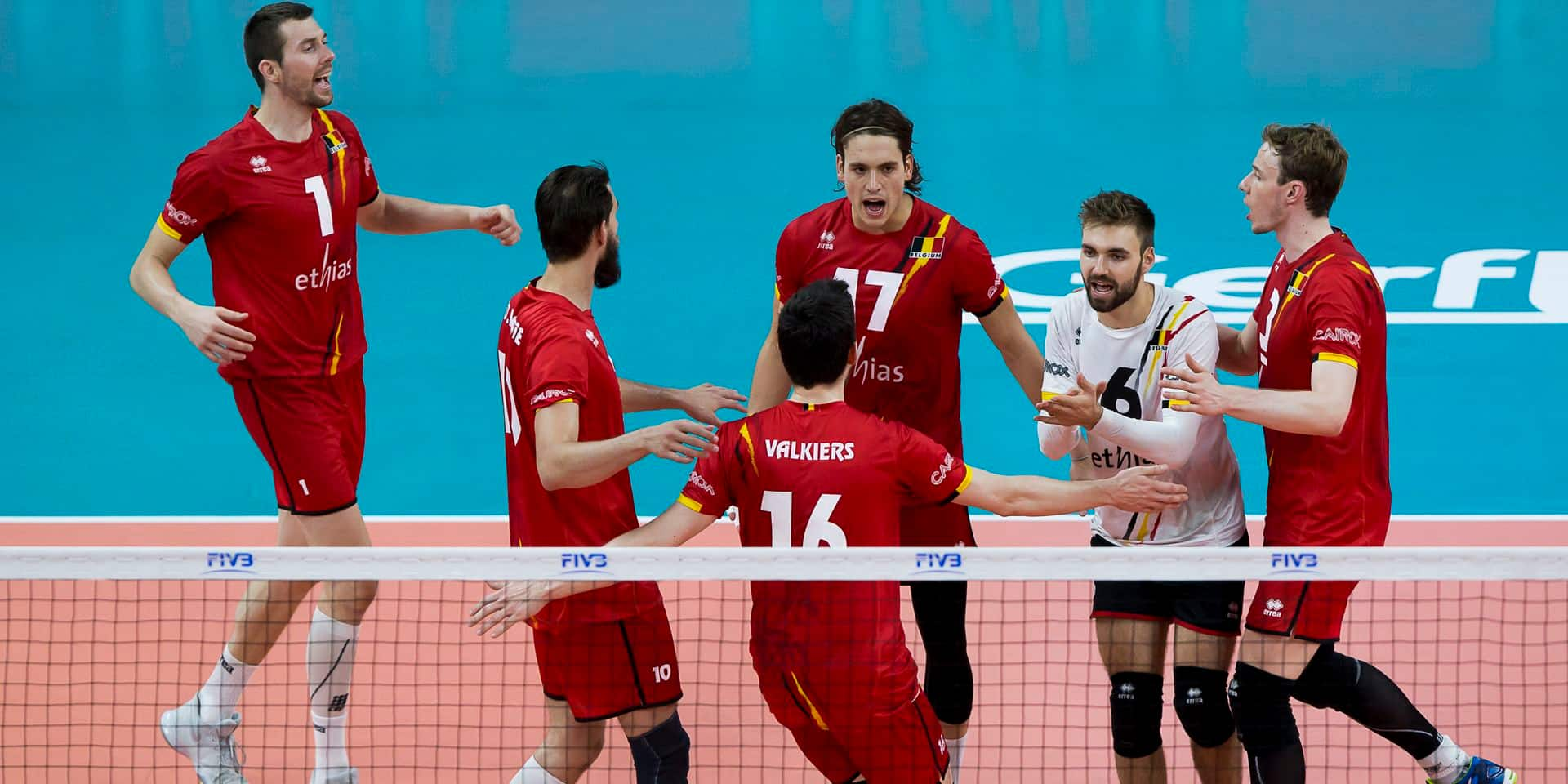 Volley-ball: Tokyo 2020 s'éloigne pour les Red Dragons