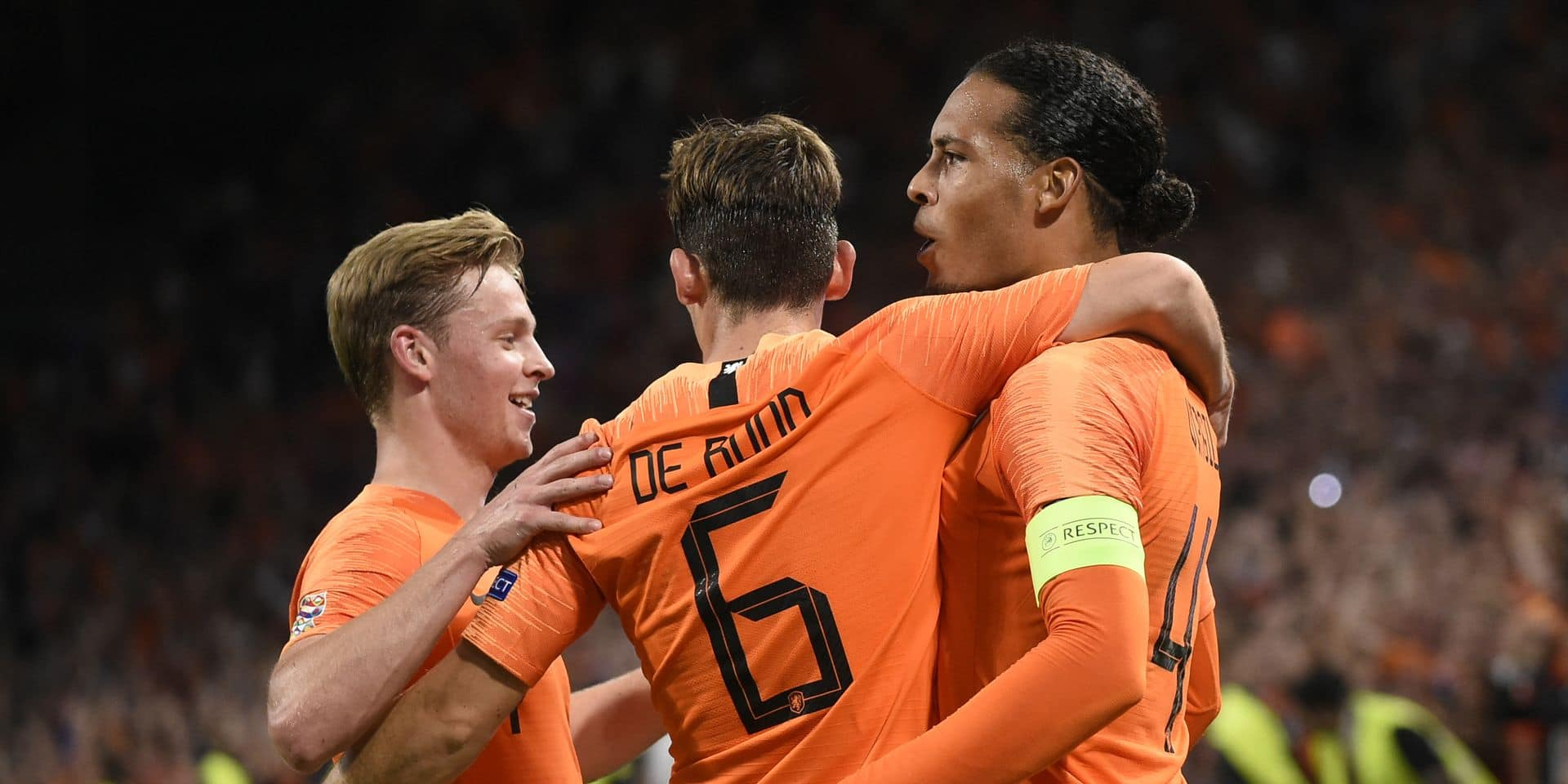 Nations League: les Pays-Bas écrasent l'Allemagne, toujours bien malade depuis le Mondial (3-0)