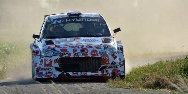 Ypres Westhoek Rally: Bouffier et Abbring out, Neuville leader - La DH