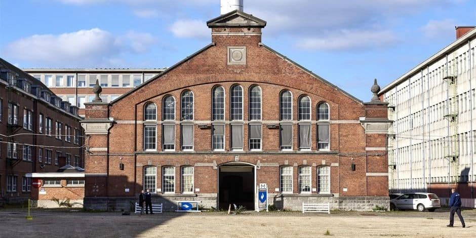 Les universités et la SAU ont publié un marché public pour rénover les anciens bâtiments de l'école de gendarmerie d'Ixelles