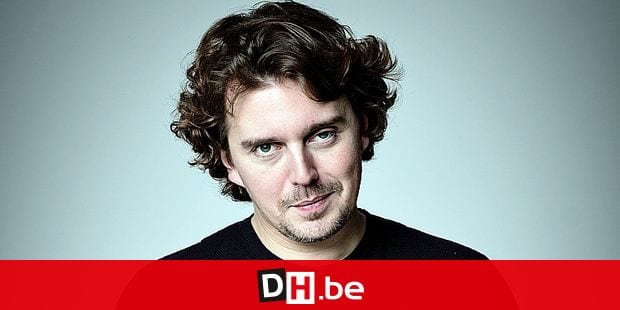Belgium, Brussels ,Jan. 02 , 2016 - Belgian comedian , humorist and writer Alex Vizorek Copyright Danny Gys / Reporters Reporters / GYS
