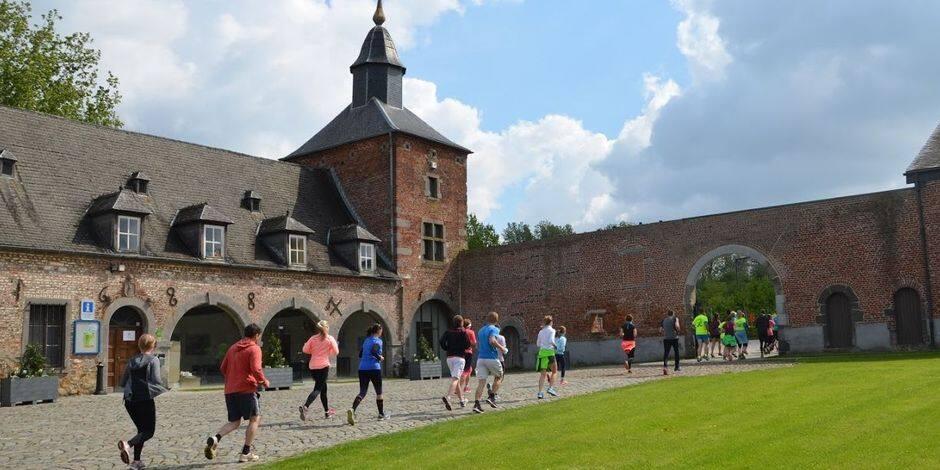 """Le Jogging de Blanmont en mode virtuel du 1er au 9 mai: """"Continuer à faire vivre notre jogging"""""""