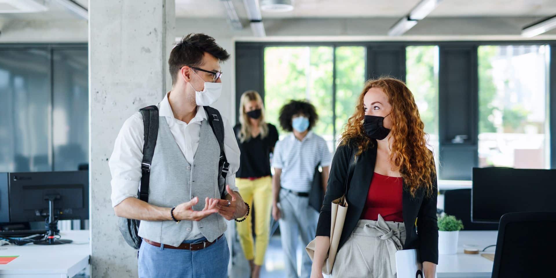 C'est officiel: la rentrée dans l'enseignement supérieur se fera à 100% en présentiel, mais avec masque