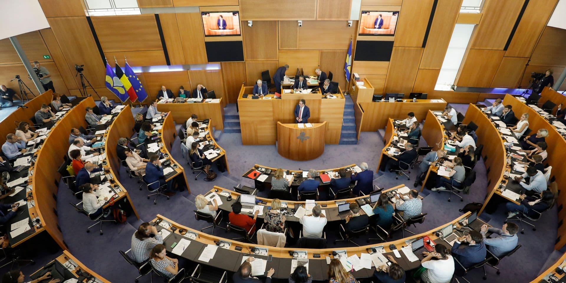 Une demande de levée d'immunité parlementaire à l'encontre de Joëlle Maison (DéFi) pour une infraction de roulage