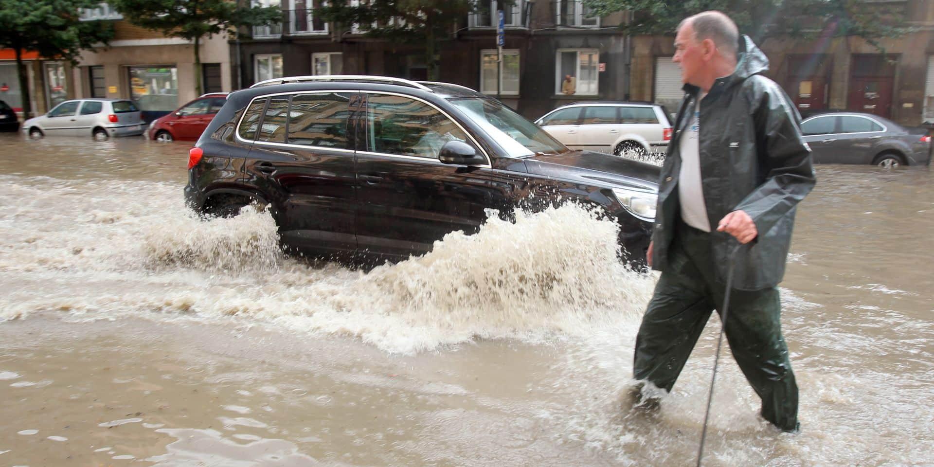 Risque d'inondations: une nouvelle cartographie qui pourrait bien avoir un impact sur le prix de votre maison ou appartement…