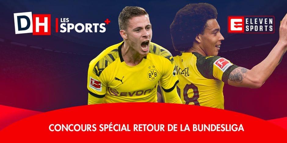 Concours spécial Bundesliga: remportez des abonnements à Eleven Sports et à la DH Les Sports +