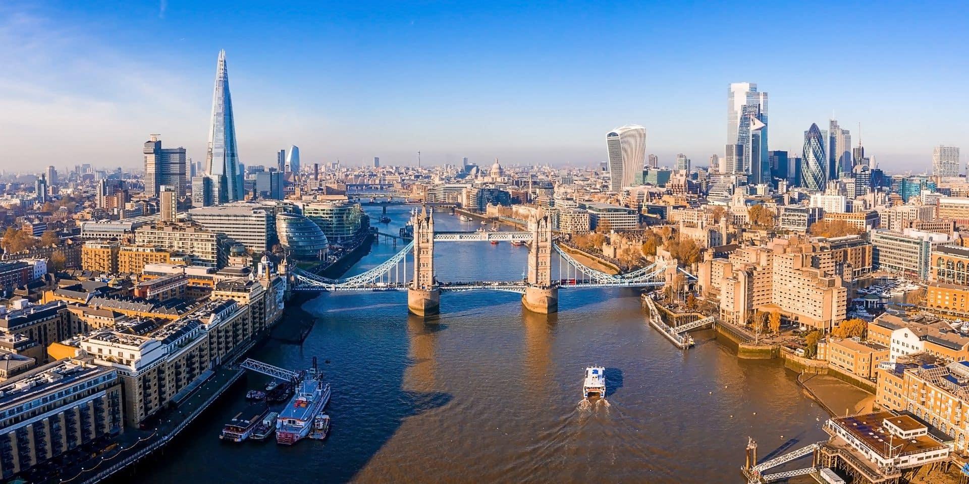 Londres annule son feu d'artifice du Nouvel An pour la deuxième année consécutive à cause du coronavirus