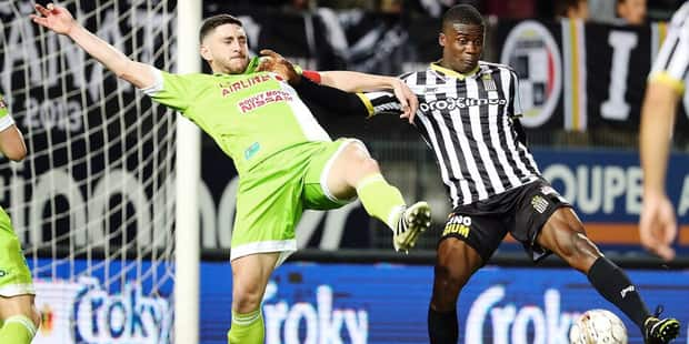 "Kieran Felix avant URLC - Sporting Charleroi : ""On a tous envie de montrer nos valeurs"""