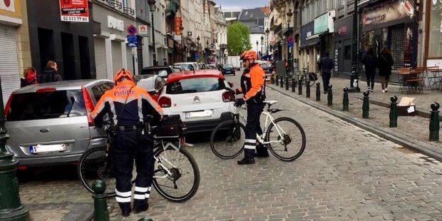 Bruxelles-Ville : Plus de 400 verbalisations des bikers en 6 heures