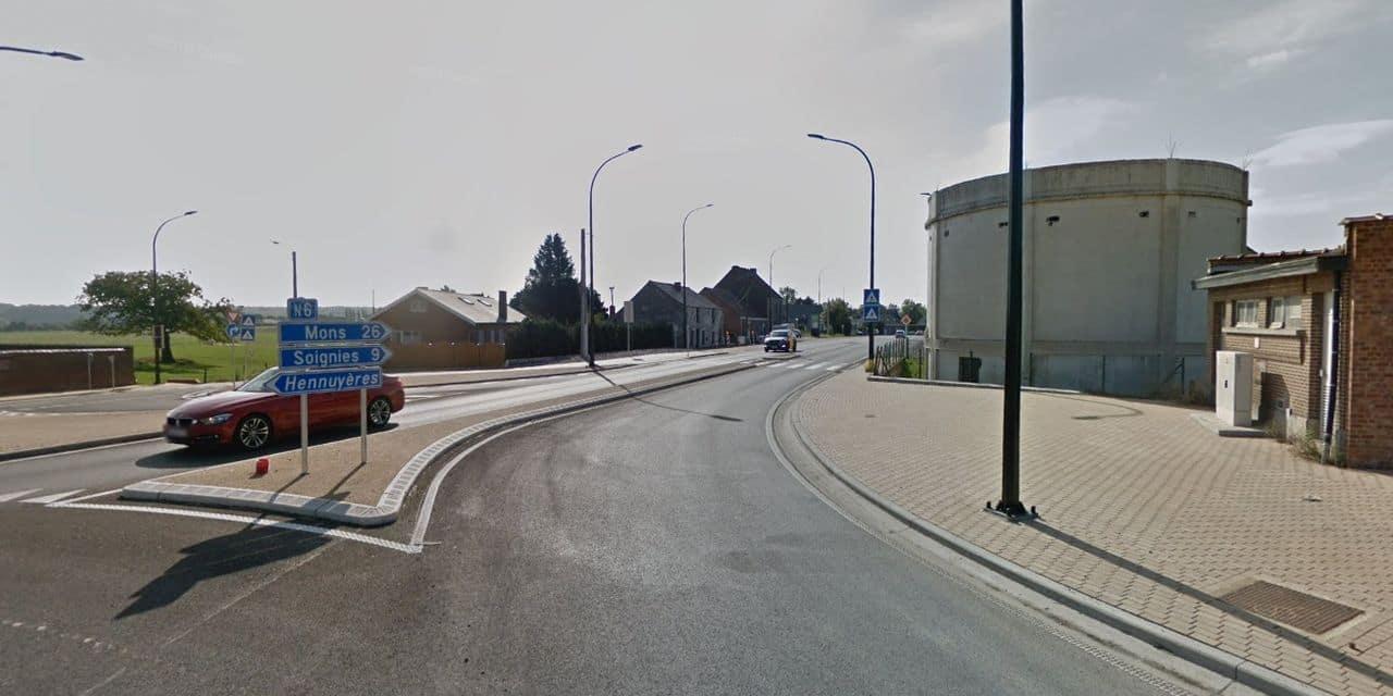 Ralentissements en vue sur la N6 à Braine-le-Comte : des travaux jusqu'au 29 novembre - dh.be