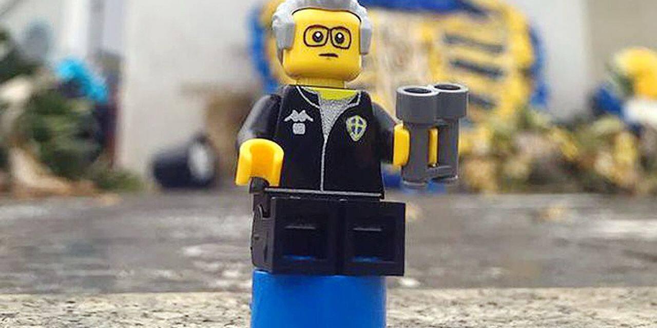Un Lego à l'effigie de Marcelo Bielsa !