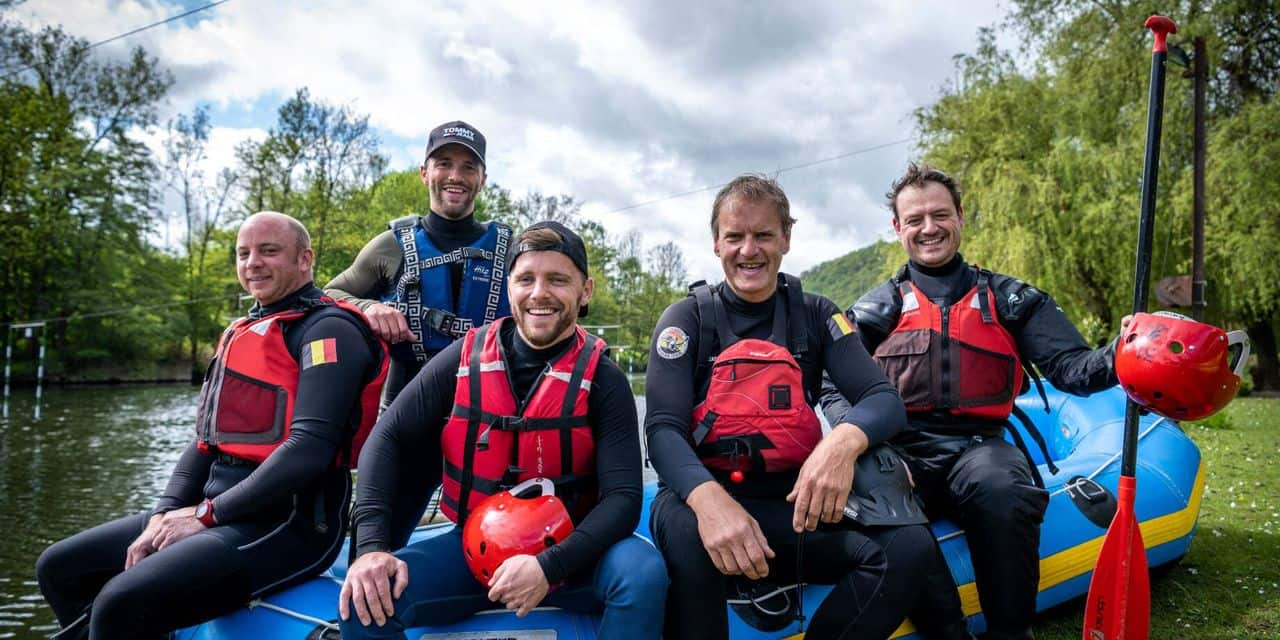 La folle épopée des Rafta Rockets au Championnat du monde de rafting