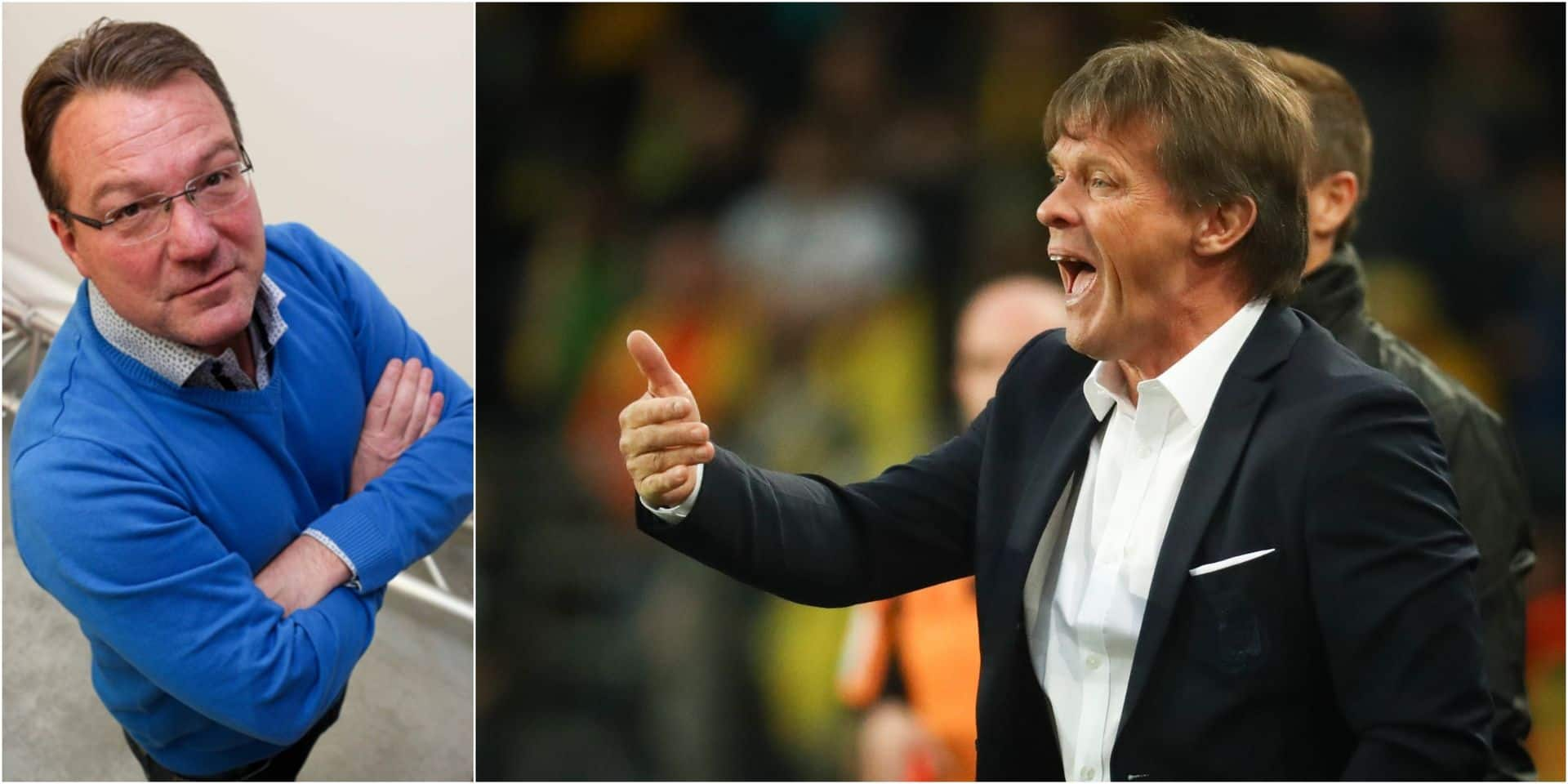 Anderlecht : Frankie Vercauteren, enfin un vrai coach