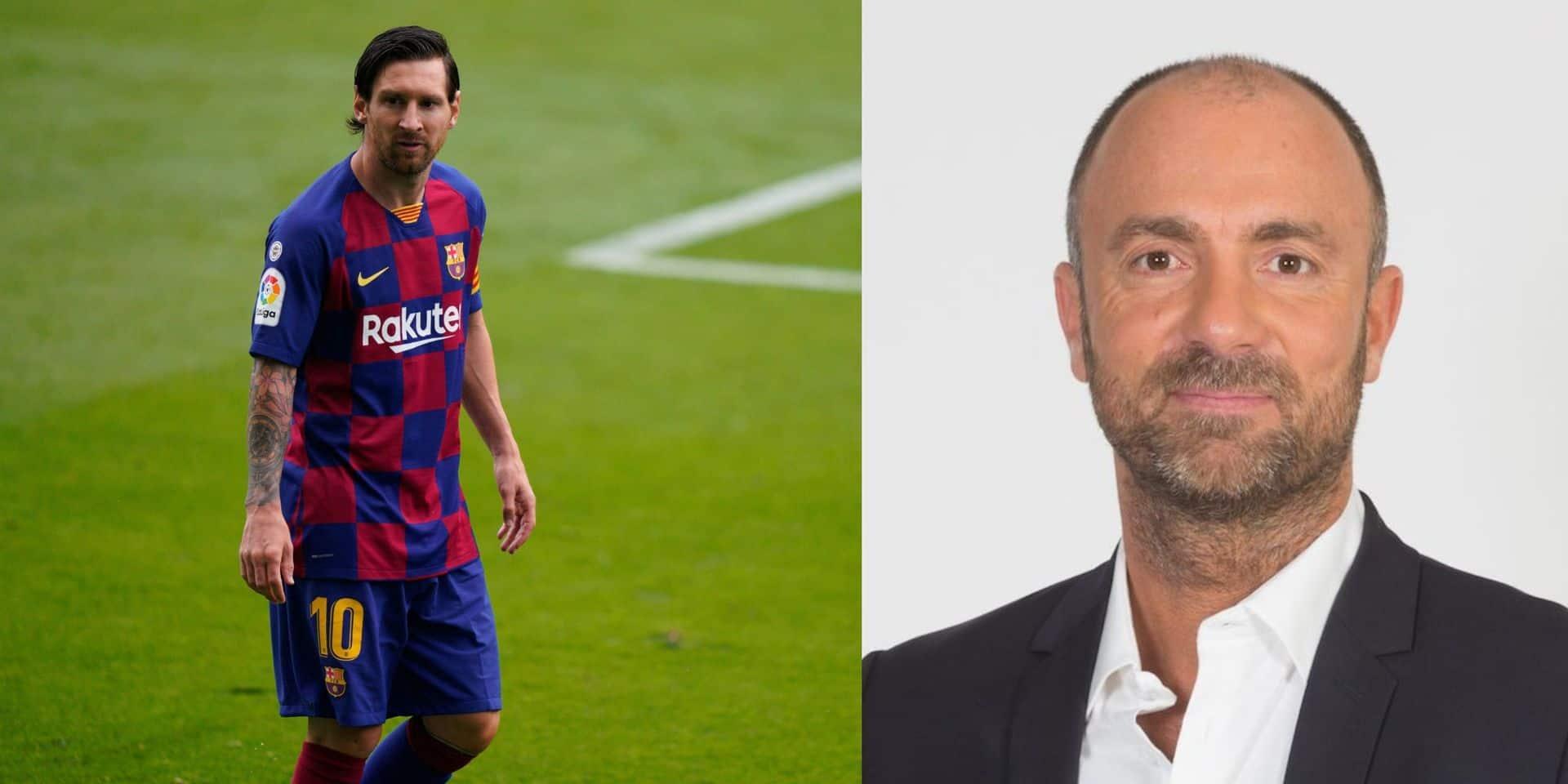 """Christophe Dugarry dérape sur Lionel Messi : """"Un gamin d'1,50 m à moitié autiste"""""""