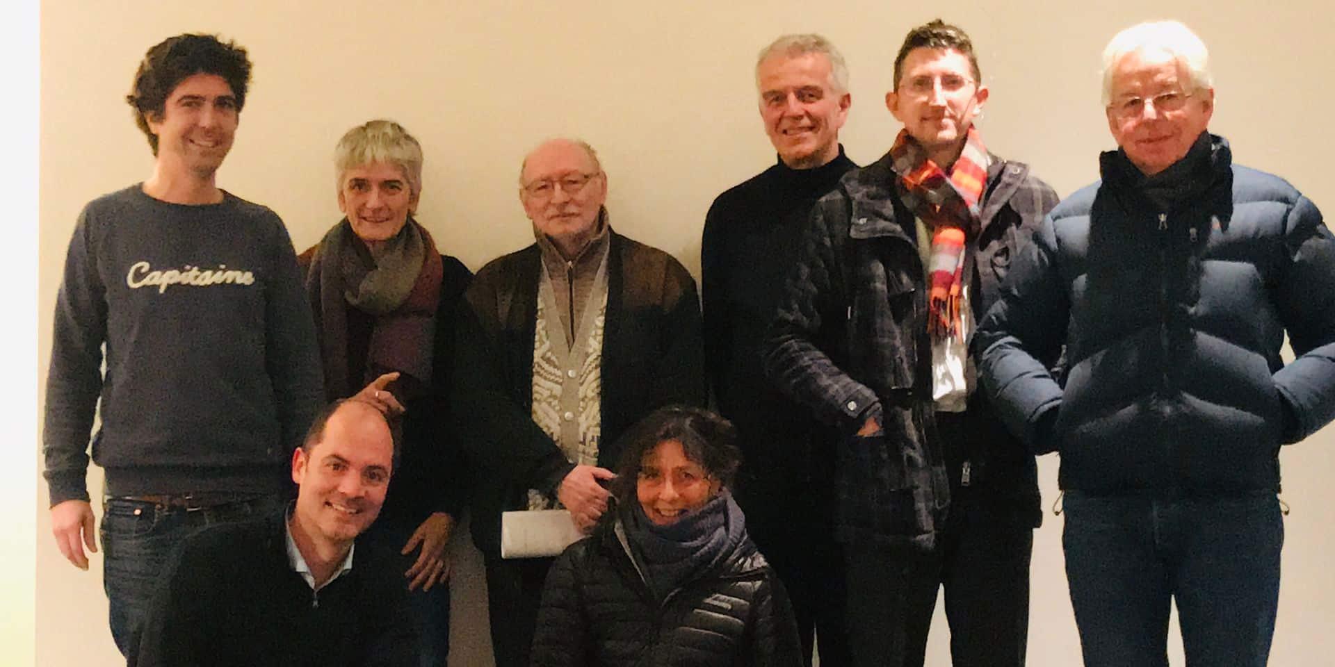 Schaerbeek : Des riverains opposés à un projet de construction sur le carré des Chardons